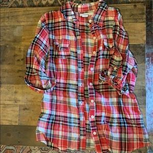 Charlotte Russe flannel